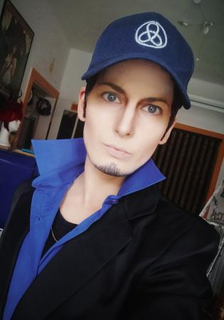 Junpei from Persona 3 worn by Pumkin