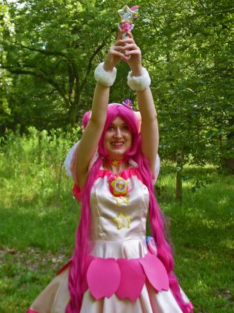Cure Star from Star Twinkle Pretty Cure worn by Bstra-chan