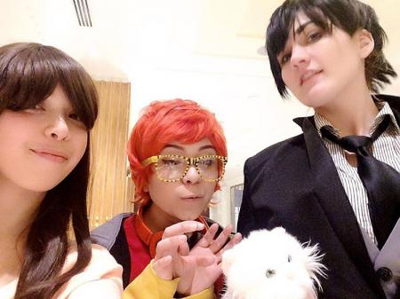 707 from Mystic Messenger worn by Muu Cosplays