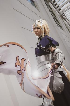 Jeanne D'Arc from Fate/Grand Order worn by Khaloghi