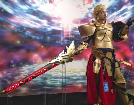 Gilgamesh from Fate/Grand Order worn by Haze