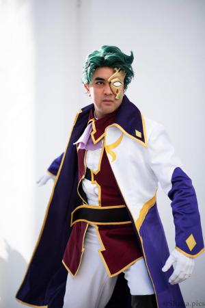 Jeremiah Gottwald from Code Geass R2 worn by AndrewJAlandy