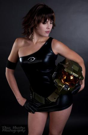 Master Chief from Halo worn by Esuna
