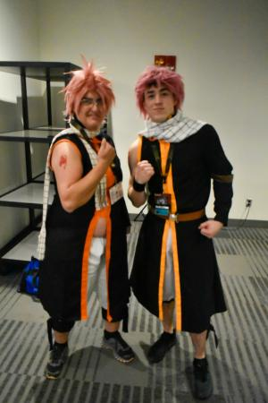 Natsu Dragneel from Fairy Tail worn by Digisoulwings
