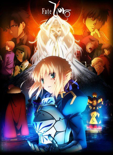 Fate/Zero (2011) [Hi10p][480p]