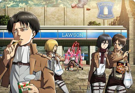 Attack On Titan Anime Expo 2015