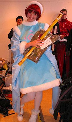 Japantown Anime Faire / JTAF 2005 photographed by