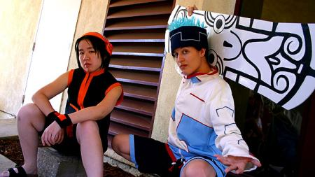 Shaman King photographed by