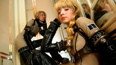 Last Exile photographed by