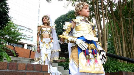 Final Fantasy XII photographed by